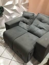 jogo de sofá retration