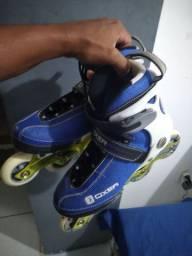 2 pares de patins