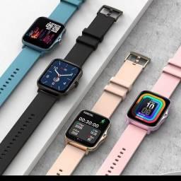 ???Colmi p8 plus 1.69 polegada 2021 relógio inteligente???