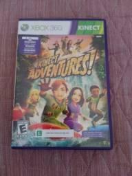 Jogo de Xbox 360 kinect adventure original novo