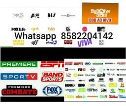 Tv smart e box tv