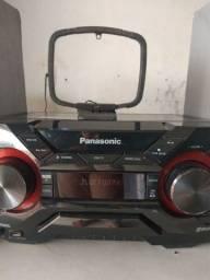 Som Panasonic com Bluetooth.. faço entrega