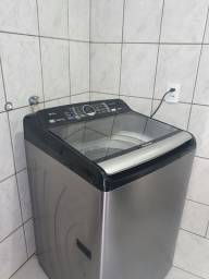 Máquina de lavar Panasonic 16kg tecnológica e eficiente 110V