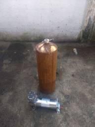 Vende-se compressor supecao a ar tá funcionando file