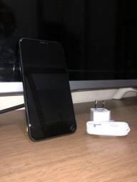 iPhone X 64G Cinza Espacial - (Aceitamos Troca)