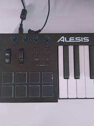 Teclado Controlador Alesis V49