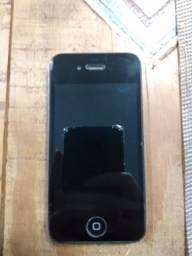 iPhone 4S preto funcionando
