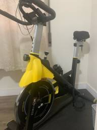Bicicleta Spinning Wtc 8kg