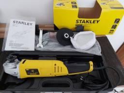 Lixadeira Politriz 5 Pol 600w 220v Profissional Stanley Stgp612k
