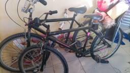 Vendo as duas Bicicletas