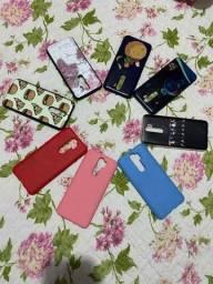 Kit de capinhas Redmi Note 8 Pro