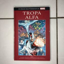 Tropa Alfa - n° 87 (Marvel)