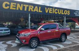 Hilux SRX 4X4 Ano 2017-Automática-Diesel-Apenas 86 mil km
