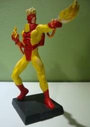 Pyro - Coleção Miniaturas Marvel Figurines - Ed.141