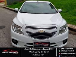 Chevrolet Onix 2015 Lt  Completo. Loja  Loucos por Carros