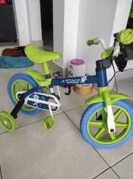 Bicicleta Masc aro 12