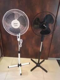 Ventilador com 3 velocidades e ajuste de altura voltagem 110v e 220v