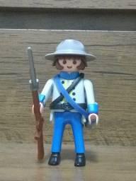 Playmobil Soldado Confederado.