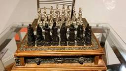 Jogo de Xadrez Antiguidade 70 anos