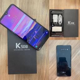 Smartphone LG K50S