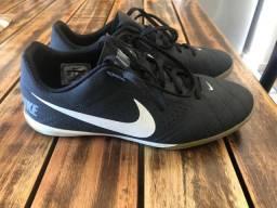 Chuteira Nike Futsal Salão Society n°41