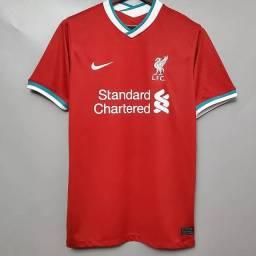 Camisa Liverpool Inglaterra