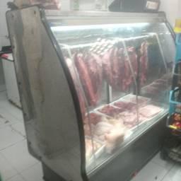 Vendo expositor de carnes em bom estado