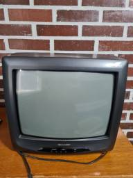 "TV 14"" Sharp Tubo"