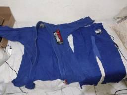 Vendo kimono A2 Brazil Combat + faixa azul