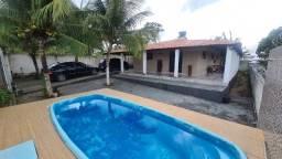 Casa em Jacumã com 3 quartos com Piscina