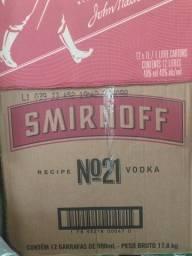 Promoção  de vodka Smirnoff 998 ml só  29.99