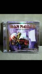 CD IRON MAIDEN DUPLO IMPORTADO