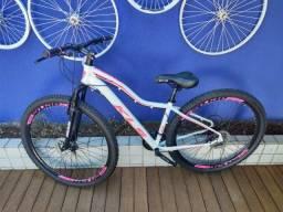 Bicicleta aro 29 KLS com suspensão