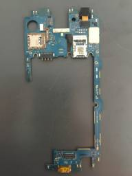 Placa Mãe Lógica LG K10 (m250ds) - 100% Testada