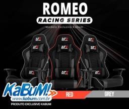 Cadeira Gamer DT3sports Romeo, Grey