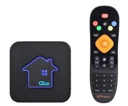 Novo | 6 vendidos Tv Box Gtmedia G2 Android 4k - Sem Mensalidade