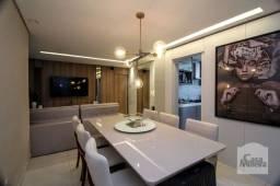 Apartamento à venda com 3 dormitórios em Engenho nogueira, Belo horizonte cod:335438