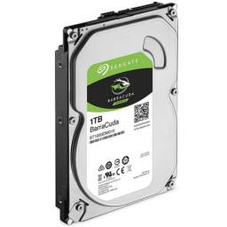 "HD 3,5"" Seagate Barracuda 1TB / 7200RPM / 64MB Cache SATA 6Gb/s. Modelo: ST1000DM010"