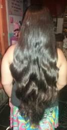 Vende se cabelo virgem. Leia a descrição.