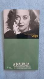 DVD Filme A Malvada (coleção cinemateca Veja)