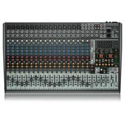 Mesa de Som Behringer Eurodesk 2442 SX 2442 FX