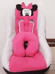 Cadeira para carro Minnie RECLINÁVEL