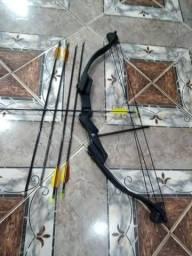 Arco e flecha profissional