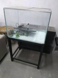 Vendo ou troco aquario