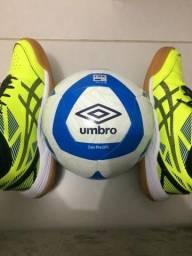 Tenis Futsal Asics Toque Br Safety Gel