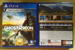 Tom Clancy's Ghost Recon Wildlands - Edição Limitada - PS4 - Novo / Lacrado