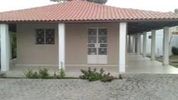 Casa nascente na Barra Nova