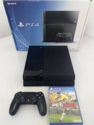 Vendo PS4 FAT 500GB