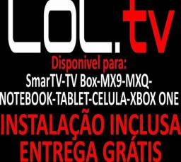 Android box smart tv