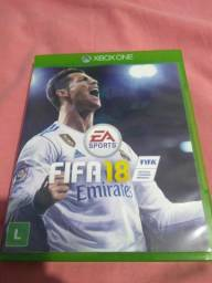 Troco FIFA 18 pelo pes 18